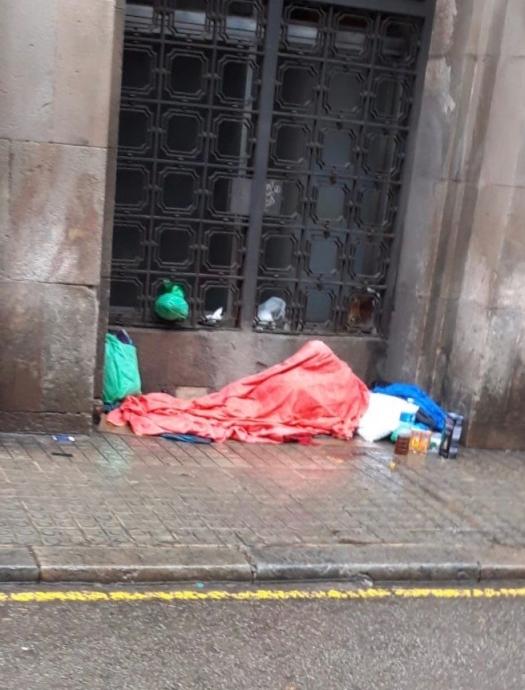 Barcelona Homeless1